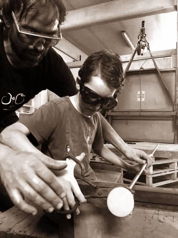 Glass Blowing Workshop